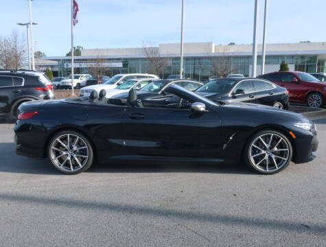 2021 BMW 8 Series for sale at Southern Auto Solutions - Georgia Car Finder - Southern Auto Solutions - BMW of South Atlanta in Marietta GA