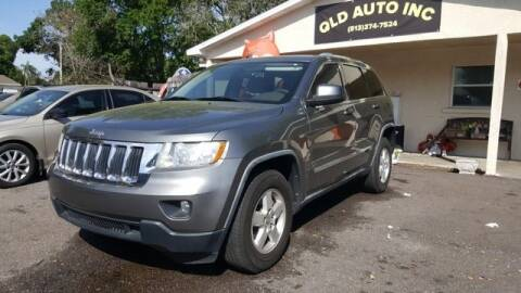 2012 Jeep Grand Cherokee for sale at QLD AUTO INC in Tampa FL