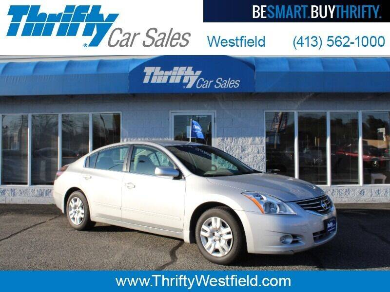2012 Nissan Altima for sale at Thrifty Car Sales Westfield in Westfield MA