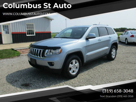 2012 Jeep Grand Cherokee for sale at Columbus St Auto in Crawfordsville IA