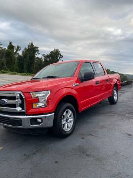 2016 Ford F-150 for sale at Penland Automotive Group in Taylors SC