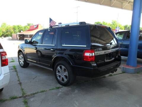 2015 Ford Expedition for sale at C MOORE CARS in Grove OK