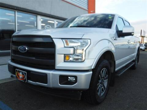 2017 Ford F-150 for sale at Torgerson Auto Center in Bismarck ND