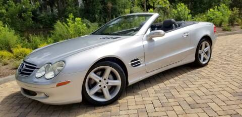 2006 Mercedes-Benz SL-Class for sale at RPM Exotic Cars in Atlanta GA