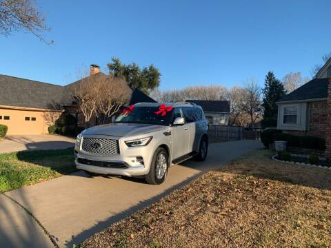 2019 Infiniti QX80 for sale at Star Autogroup, LLC in Grand Prairie TX