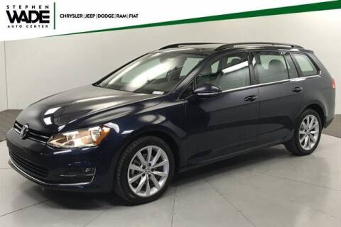 2017 Volkswagen Golf SportWagen for sale at Stephen Wade Pre-Owned Supercenter in Saint George UT