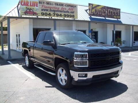 2014 Chevrolet Silverado 1500 for sale at LONGSTREET AUTO in Saint Augustine FL