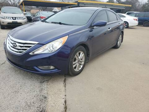 2013 Hyundai Sonata for sale at Nile Auto in Fort Worth TX