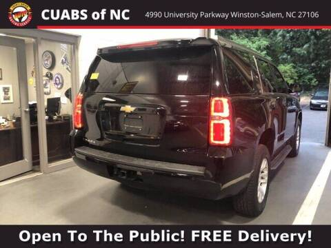 2019 Chevrolet Tahoe for sale at Summit Credit Union Auto Buying Service in Winston Salem NC