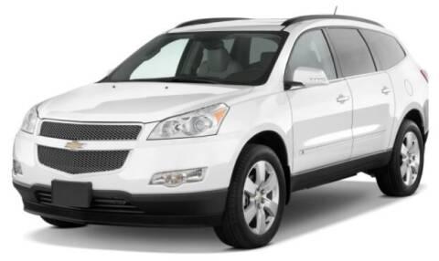 2010 Chevrolet Traverse for sale at Heely's Autos in Lexington MI