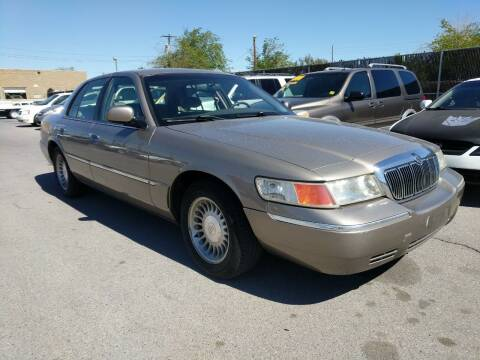 2001 Mercury Grand Marquis for sale at Car Spot in Las Vegas NV