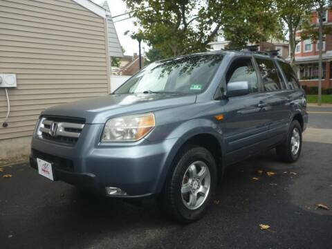 2007 Honda Pilot for sale at Pinto Automotive Group in Trenton NJ