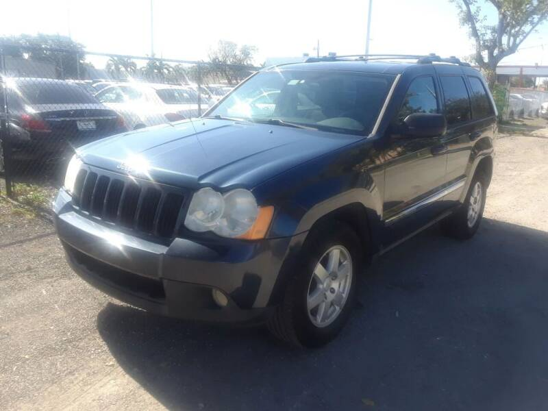 2010 Jeep Grand Cherokee for sale at Eden Cars Inc in Hollywood FL
