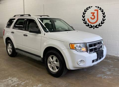 2012 Ford Escape for sale at 3 J Auto Sales Inc in Arlington Heights IL