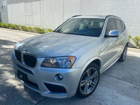 2013 BMW X3 for sale at Auto Beast in Fort Lauderdale FL