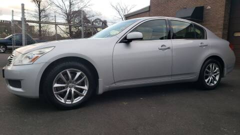 2008 Infiniti G35 for sale at International Auto Sales in Hasbrouck Heights NJ