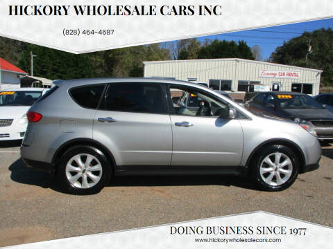 2007 Subaru B9 Tribeca for sale at Hickory Wholesale Cars Inc in Newton NC