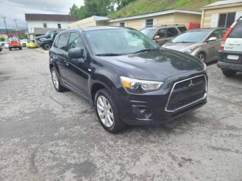 2013 Mitsubishi Outlander for sale at North Knox Auto LLC in Knoxville TN