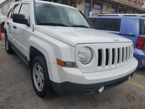 2011 Jeep Patriot for sale at USA Auto Brokers in Houston TX