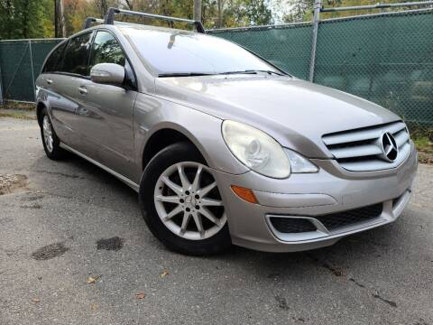 2006 Mercedes-Benz R-Class for sale at KOB Auto Sales in Hatfield PA