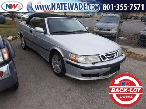 2003 Saab 9-3 for sale at NATE WADE SUBARU in Salt Lake City UT