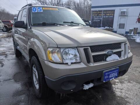 2005 Ford Explorer Sport Trac for sale at GREAT DEALS ON WHEELS in Michigan City IN