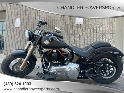 2013 Harley-Davidson Softail Slim for sale at Chandler Powersports in Chandler AZ
