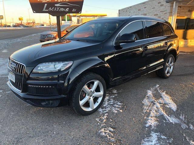 2014 Audi Q7 for sale at Valley Auto Locators in Gering NE