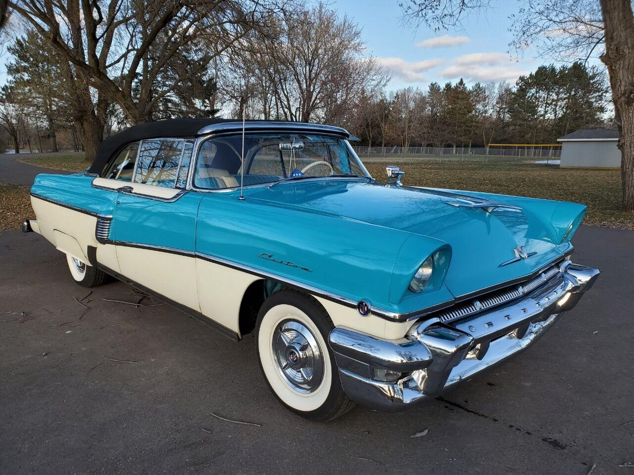 1956 Mercury Custom 3