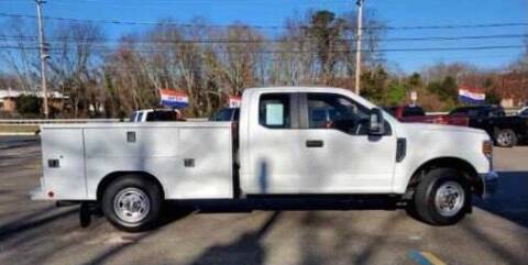 2019 Ford F-250 Super Duty for sale at CANDOR INC in Toms River NJ
