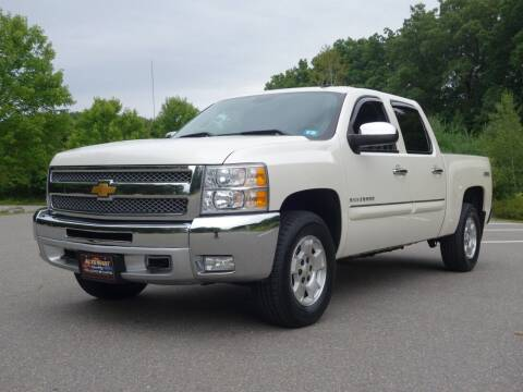 2012 Chevrolet Silverado 1500 for sale at Auto Mart in Derry NH