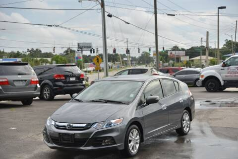 2013 Honda Insight for sale at Motor Car Concepts II - Kirkman Location in Orlando FL