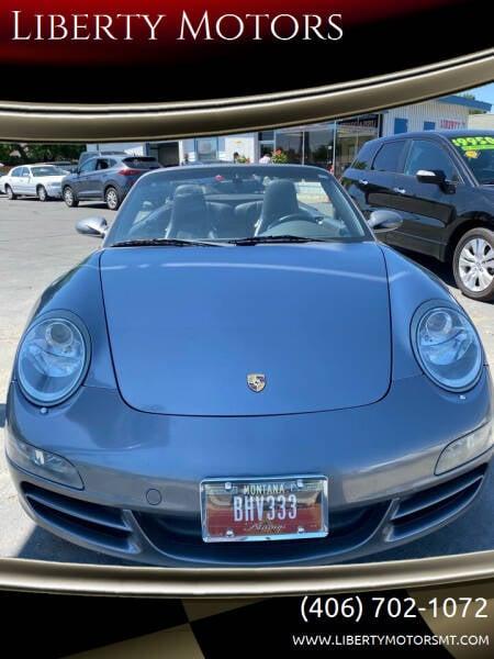 2006 Porsche 911 for sale at Liberty Motors in Billings MT