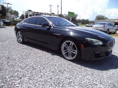2013 BMW 6 Series for sale at PICAYUNE AUTO SALES in Picayune MS