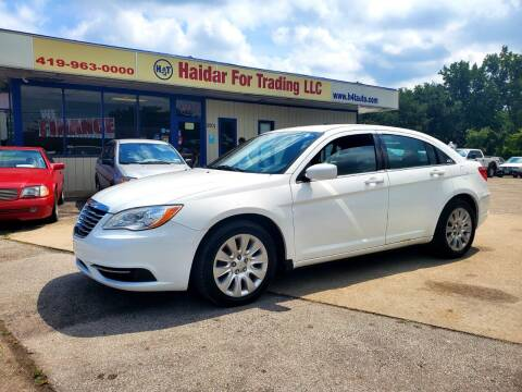2013 Chrysler 200 for sale at H4T Auto in Toledo OH