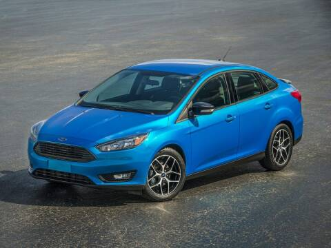 2017 Ford Focus for sale at Hi-Lo Auto Sales in Frederick MD