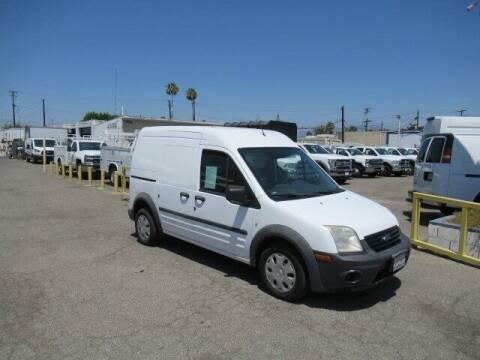 2012 Ford Transit Connect for sale at Atlantis Auto Sales in La Puente CA