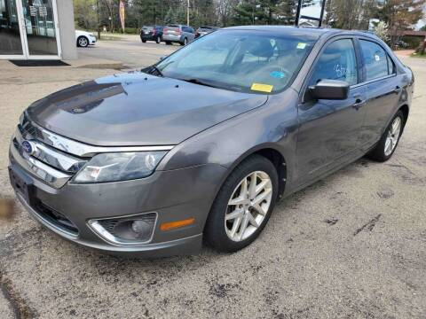 2011 Ford Fusion for sale at Extreme Auto Sales LLC. in Wautoma WI