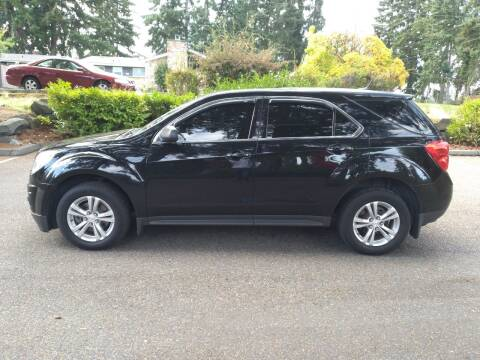 2014 Chevrolet Equinox for sale at Seattle Motorsports in Shoreline WA