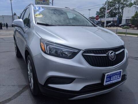 2017 Buick Encore for sale at GREAT DEALS ON WHEELS in Michigan City IN