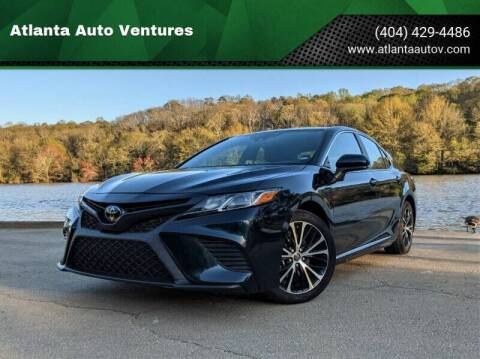 2021 Toyota Camry for sale at Atlanta Auto Ventures in Roswell GA