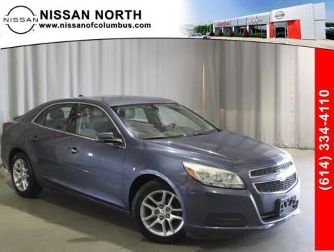 2013 Chevrolet Malibu for sale at Auto Center of Columbus in Columbus OH