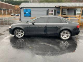 2011 Audi A4 for sale at Elite Auto Brokers in Lenoir NC