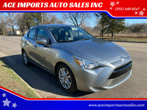 2016 Scion iA for sale at ACE IMPORTS AUTO SALES INC in Hopkins MN