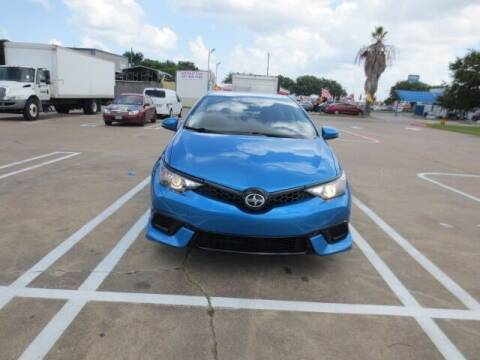 2016 Scion iM for sale at MOTORS OF TEXAS in Houston TX