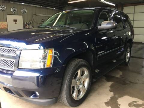 2009 Chevrolet Tahoe for sale at Antique Motors in Plymouth IN