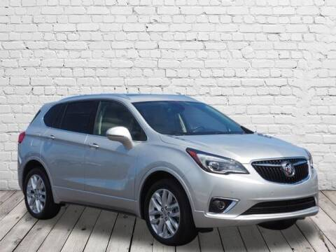 2019 Buick Envision for sale at PHIL SMITH AUTOMOTIVE GROUP - Manager's Specials in Lighthouse Point FL