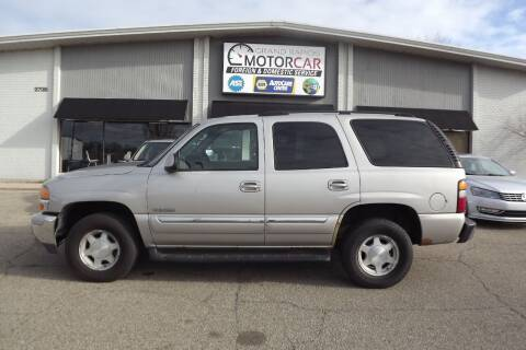 2004 GMC Yukon for sale at Grand Rapids Motorcar in Grand Rapids MI