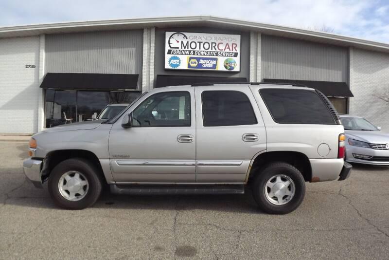 2004 GMC Yukon for sale at Grand Rapids Motorcar in Grand Rapids MI