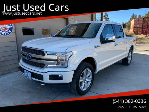 2018 Ford F-150 for sale at Just Used Cars in Bend OR
